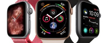 Apple Watch Series 4 Mac