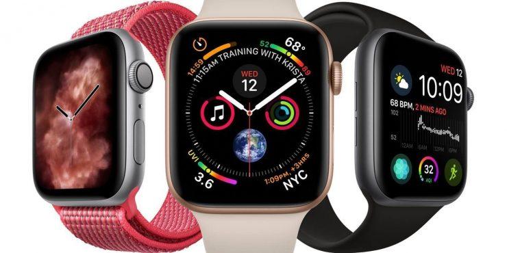 Apple Watch Series 4 Mac
