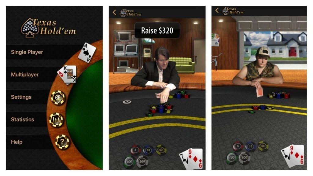 Apple Texas Holdem
