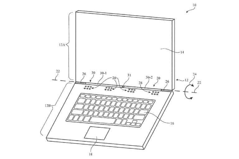 Патент Apple, описывающий MacBook со встроенным LTE