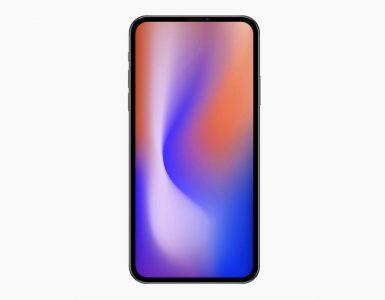 прототип iPhone 2020 без выреза