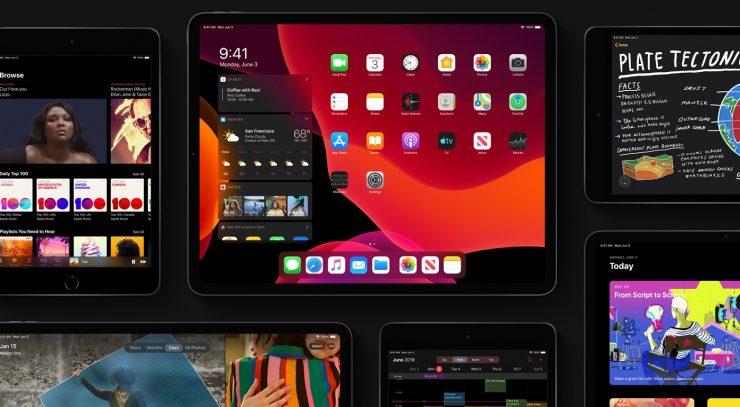 Apple, iPadOS, новые функции