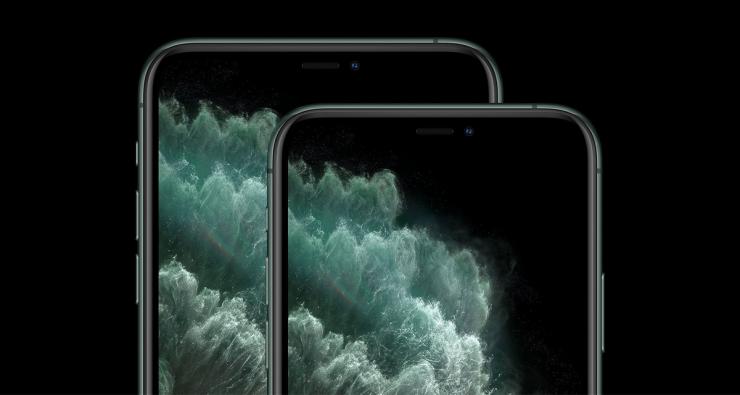 Apple, iPhone, LTPO дисплей