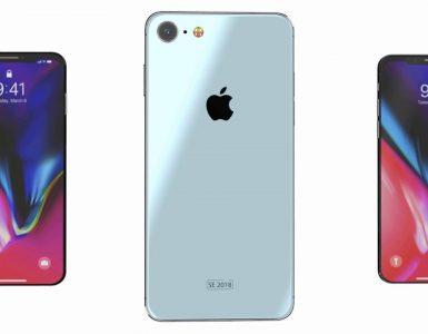 Новый iPhone SE 2