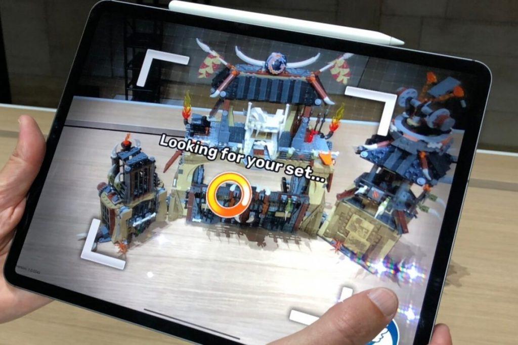 iPad Pro, AR