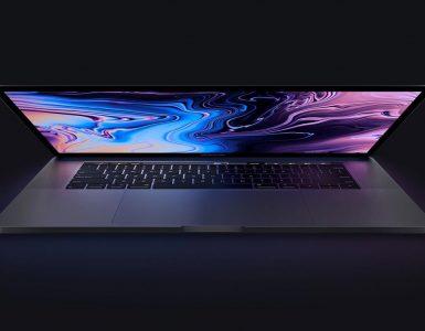 Apple, новый 16-дюймовый MacBook Pro