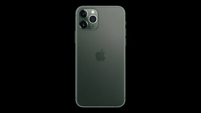 iPhone 2020, sensor-shift стабилизация изображения
