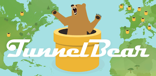 VPN для Mac, TunnelBear