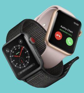 патент Apple Watch