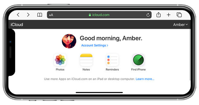 iCloud, iOS, Android