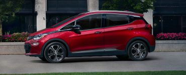 Chevy Bolt 2021, Wireless CarPlay