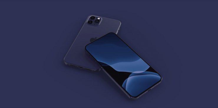 iPhone, перископный модуль
