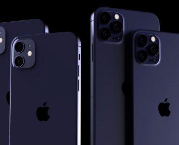 iPhone 12, подэкранный сканер
