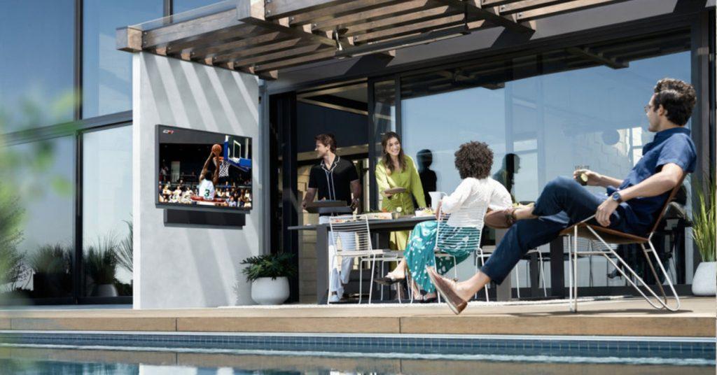 Samsung Terrace