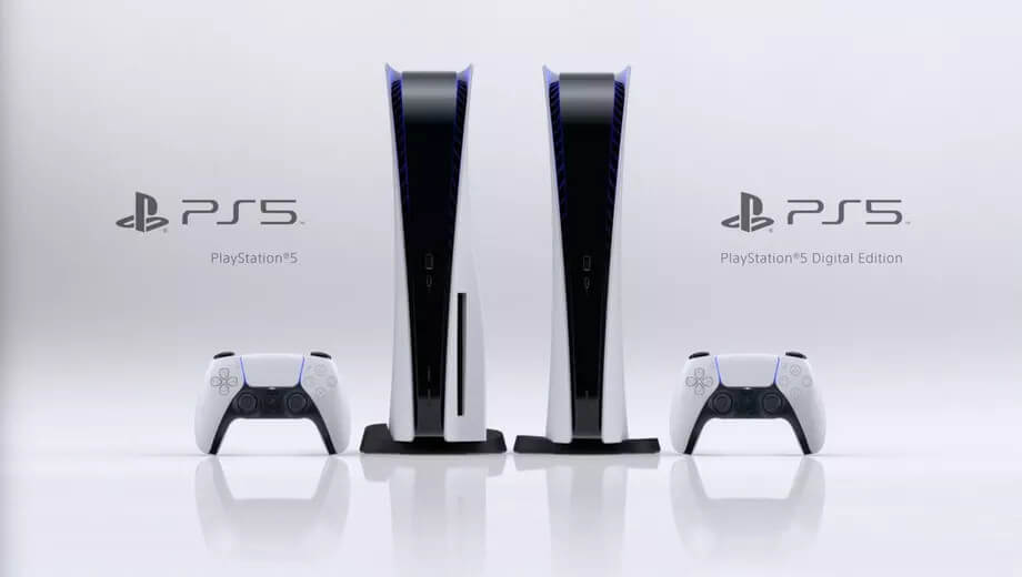 PlayStation 5, PS 5