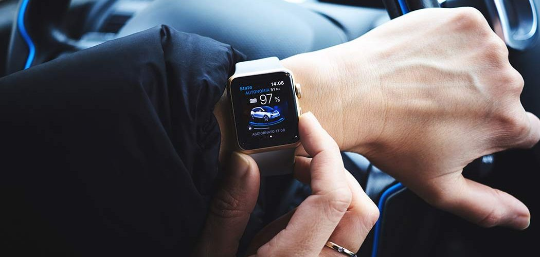 Apple Watch, Car Key