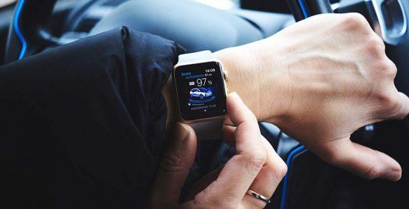 Apple Watch, Car Key