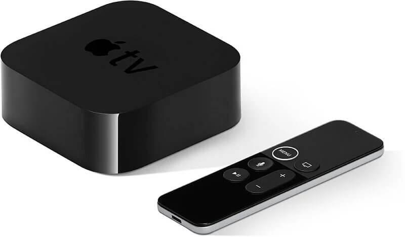 Новый Apple TV