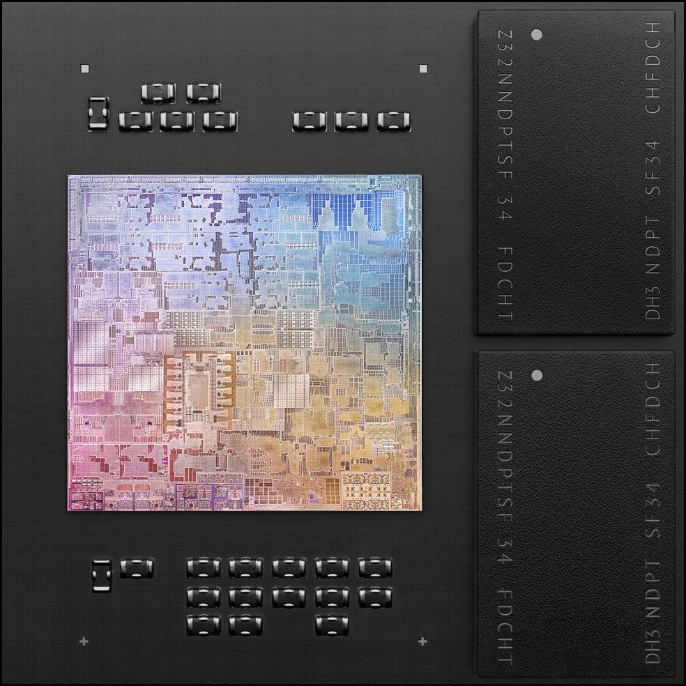 чип M1