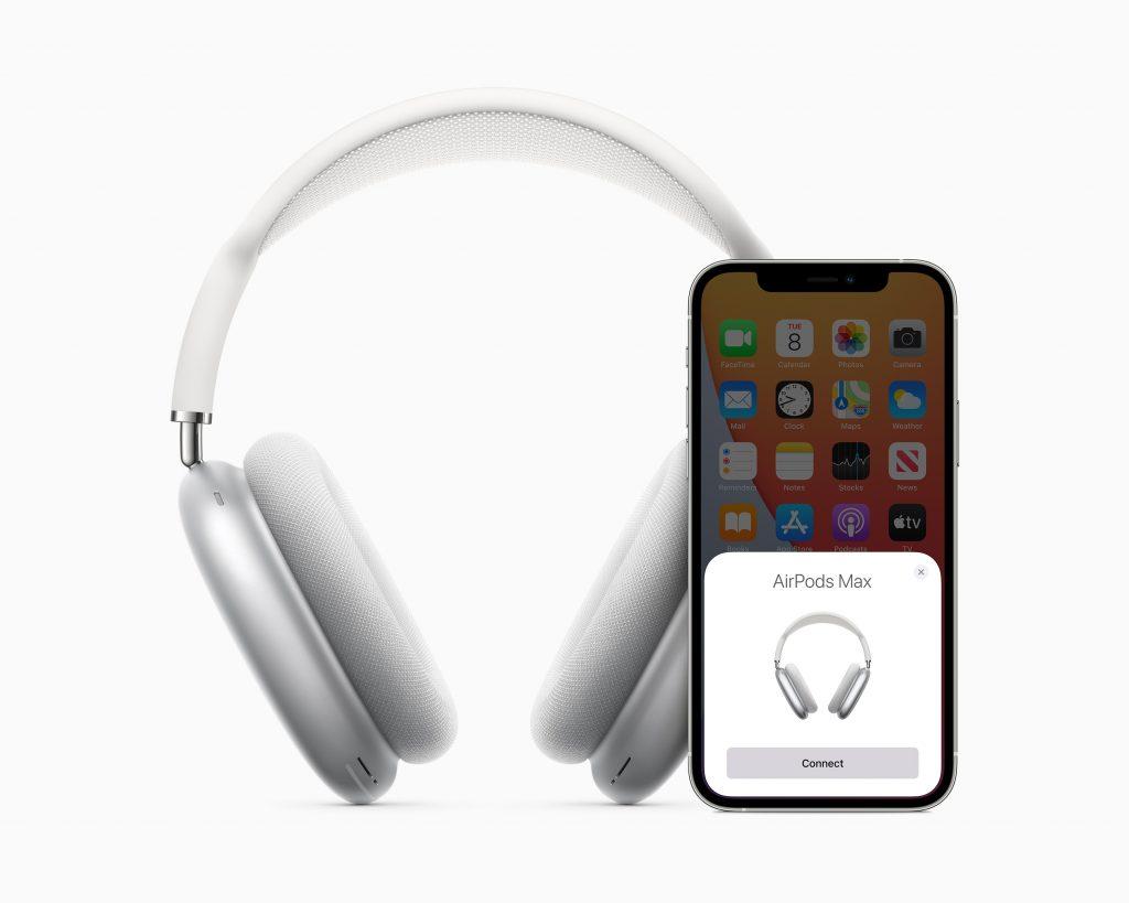 iPhone AirPod Max