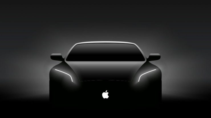 Apple Car, Hyundai E-GMP