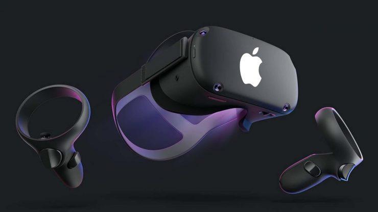 Apple, VR-гарнитура