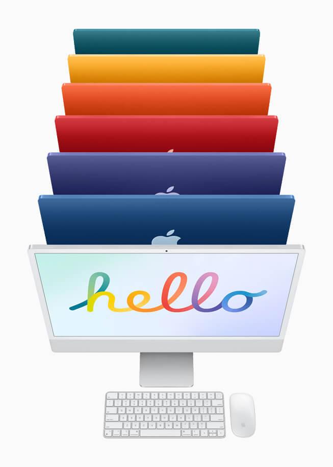 последний iMac