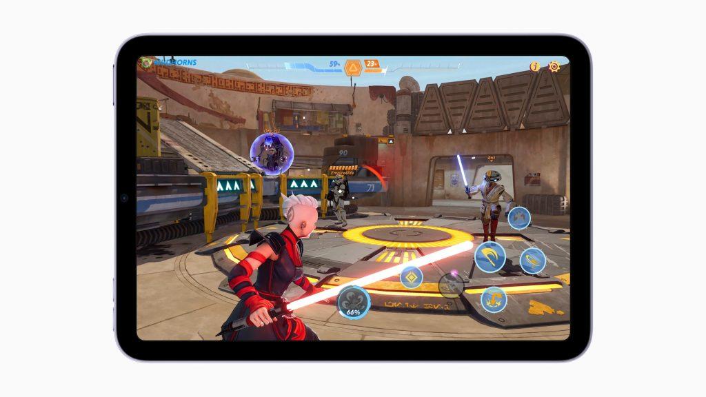 Game on iPad mini