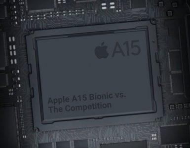 A 15 Bionic